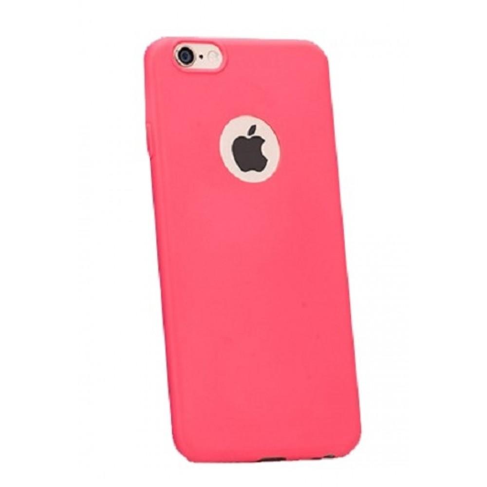 Θήκη iphone 7/8 Σιλικόνης Ματ TPU Candy - 2209 - Κόκκινο - OEM Θήκες Κινητών