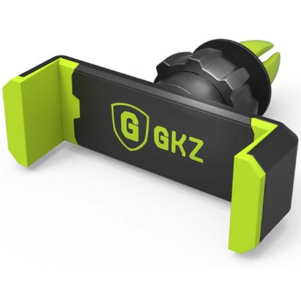 Βάση στήριξης αυτοκινήτου για κινητό GKZ K1 έως 6 ίντσες - 2585 - Πράσινο - OEM Βάσεις στήριξης