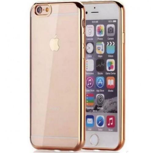 Θήκη iphone 7/8 Σιλικόνης TPU - 2656 - Χρυσό - OEM