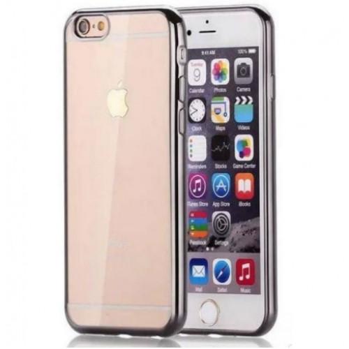 Θήκη iphone 7/8 Σιλικόνης TPU - 2657 - Μαύρο - OEM