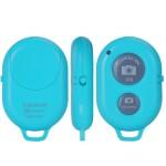 Bluetooth χειριστήριο για φωτογραφίες - 2851 - Μπλέ - OEM Selfie sticks