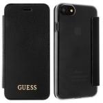 Θήκη iphone 6/6s/7/8 GUESS Iridescent Book Case - 3144 - Μαύρο Θήκες Κινητών