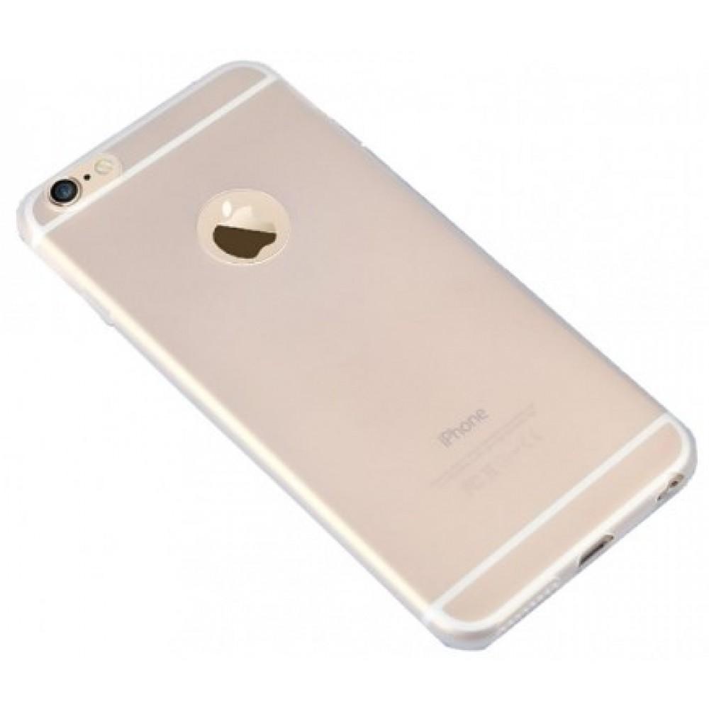 Θήκη iphone 7/8 Σιλικόνης Ματ TPU Candy - 3242 - Διάφανο - OEM Θήκες Κινητών