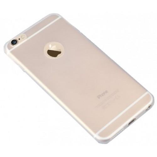 Θήκη iphone 7/8 Σιλικόνης Ματ TPU Candy - 3242 - Διάφανο - OEM