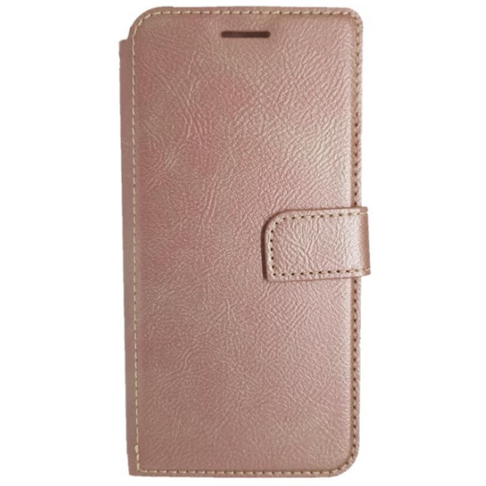 Θήκη Samsung Galaxy S9 (G960F) Star-Case ® Πορτοφόλι Soul - 3579 - Ροζ Χρυσό  Θήκες Κινητών