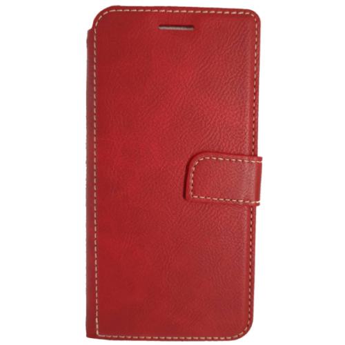Θήκη Samsung Galaxy S9 (G960F) Star-Case ® Πορτοφόλι Soul - 3580 - Κόκκινο