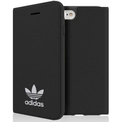 Θήκη iphone 6/6s/7/8 Adidas Book Case - 3590 - Μαύρο
