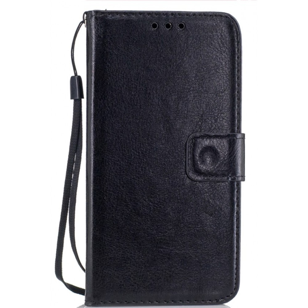 Θήκη Samsung Galaxy S9 (G960F) Luxury Flip Leather Πορτοφόλι  - 3622 - Μαύρο - OEM Θήκες Κινητών