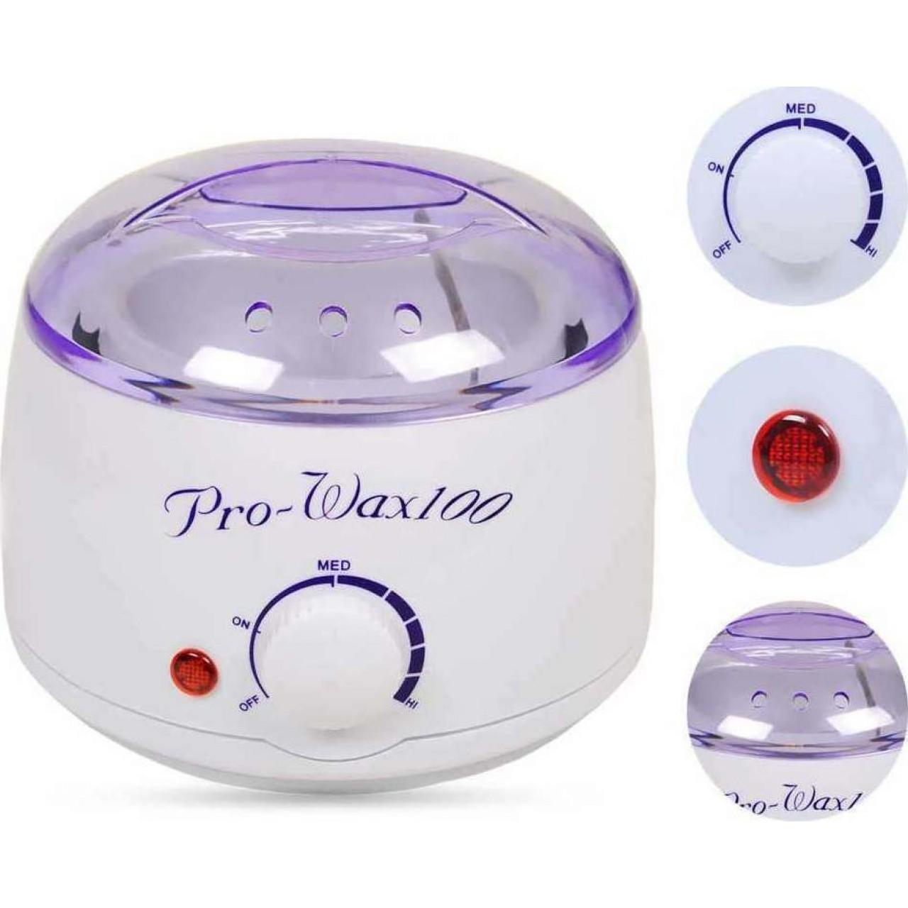 Pro Wax 100 Κεριέρα Αποτρίχωσης 400ml - 5101