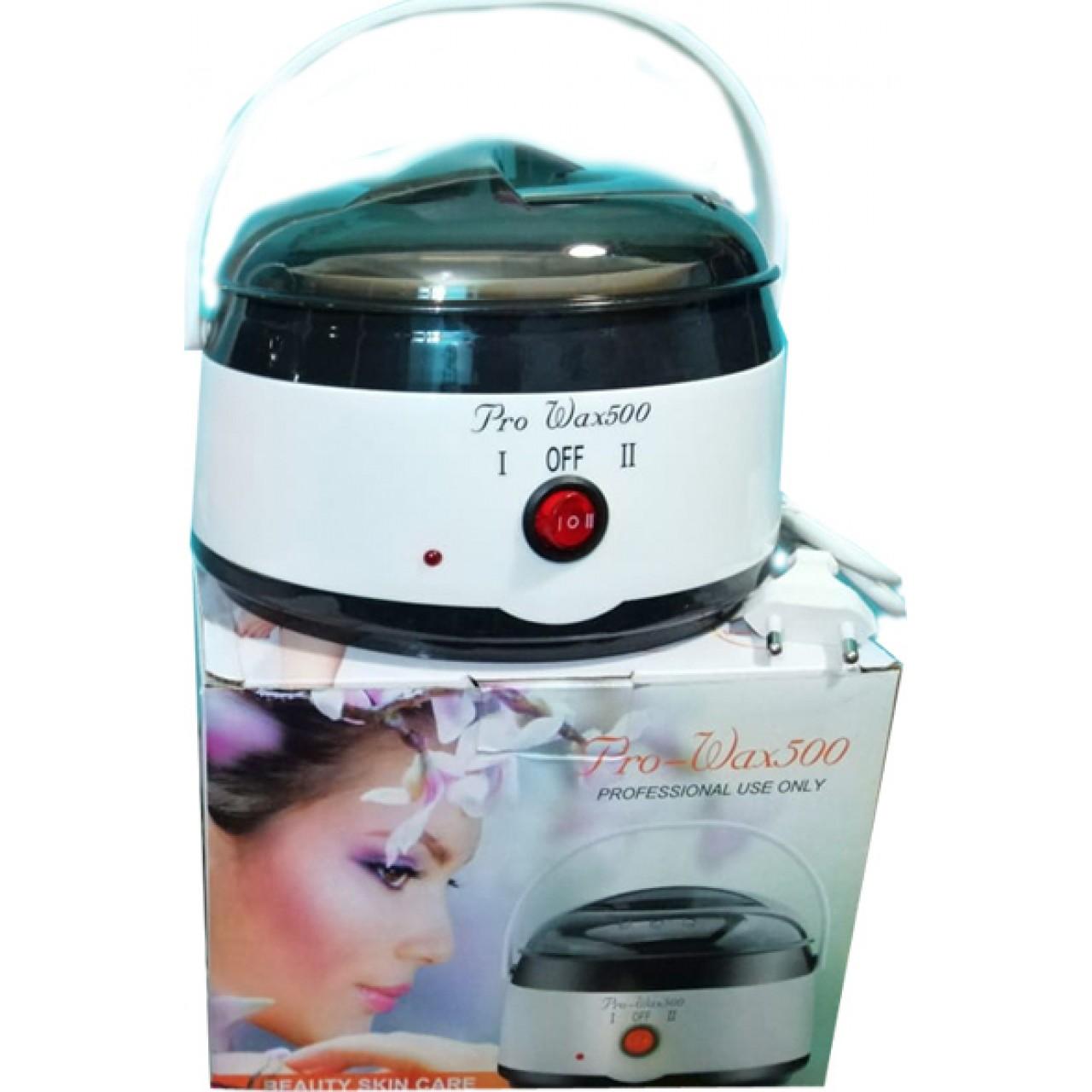 Pro-Wax 500 Depilatory Heater 100W - (Κεριέρα με Αποσπώμενο Κάδο για Ζεστό Κερί) - 5103