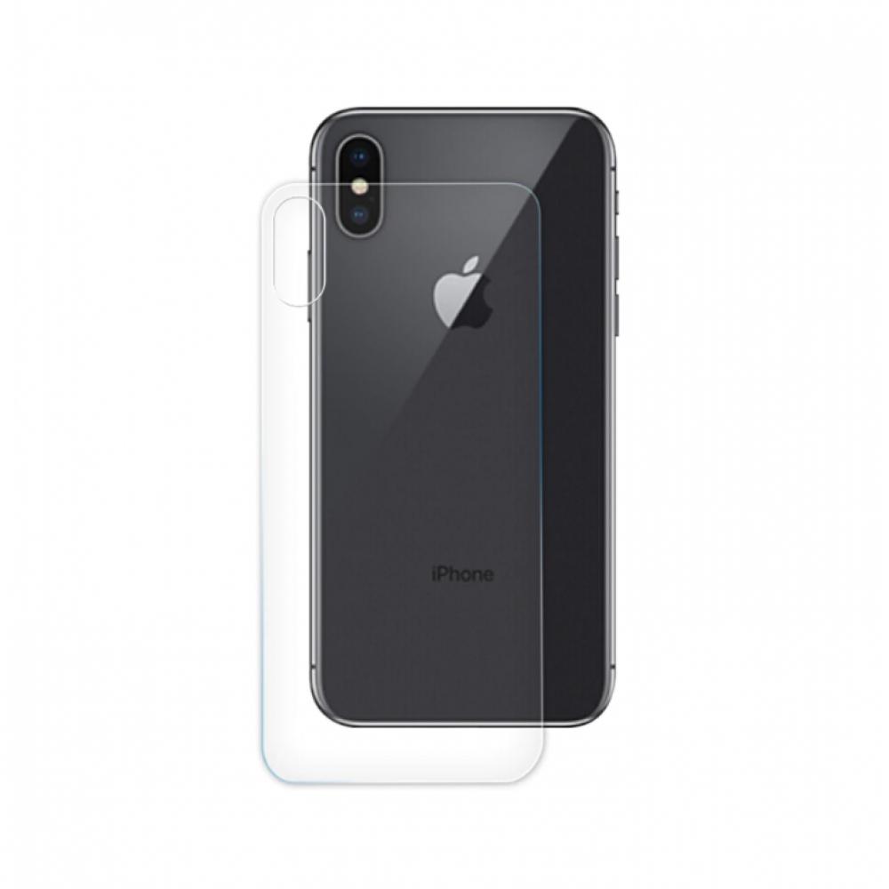 Tempered Glass (Τζάμι) - Προστασία back (Πίσω) glass για iPhone X/XS 0.30mm 9H - 4488 - Διάφανο - ΟΕΜ Tempered Glass - Προστασία Οθόνης