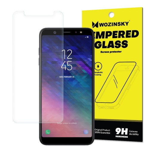 Samsung Galaxy A6 Plus 2018 - Tempered Glass