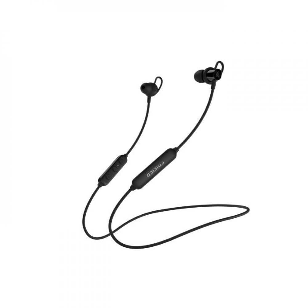 Earphone Edifier BT W200BT SE Black Ακουστικά Ασύρματα Bluetooth