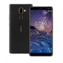 Nokia 7 Plus - Tempered Glass